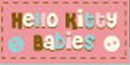 (Hello Kitty Babies Hello Kitty Babies)